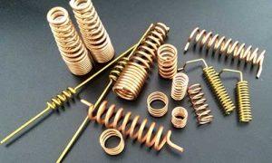Beryllium-Copper-Spring