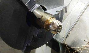Maching-Beryllium