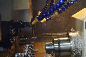 5-Axis-Precision-Turning-Machine