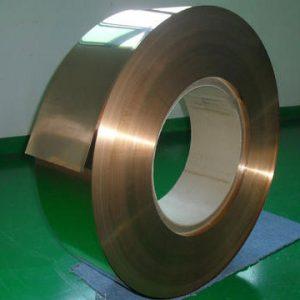 Beryllium-Copper-Strip