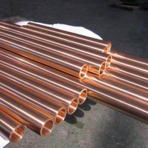 Beryllium-Copper-Tube