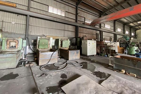Wonder Smelting Shop Section