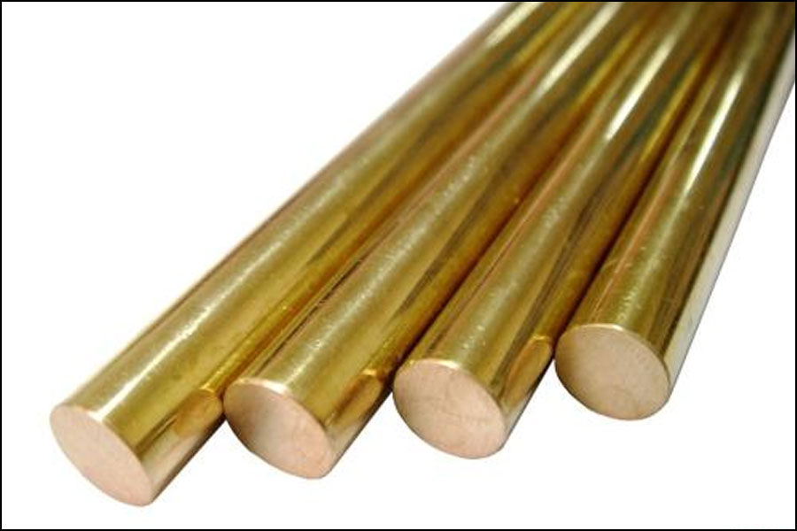 C17510 Beryllium Copper Round Rod x 36 inches 9//16 inch 0.563