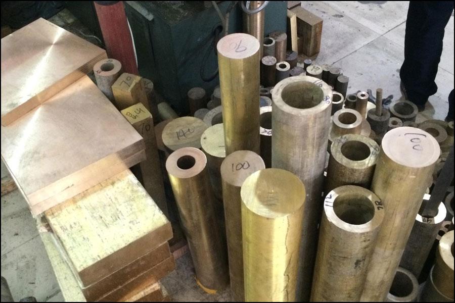 C17200 Beryllium Copper