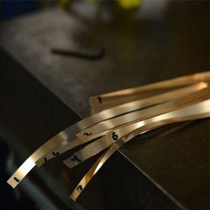 0.08mm thickness beryllium copper strip (1)