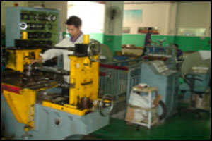 550 precision slitting machine