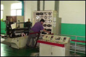 650 precision slitting machine