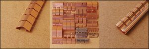 Beryllium Copper EMI Shielding Material EMI Finger Stock