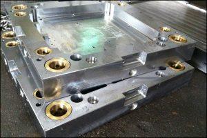 Beryllium Copper Mold (1)