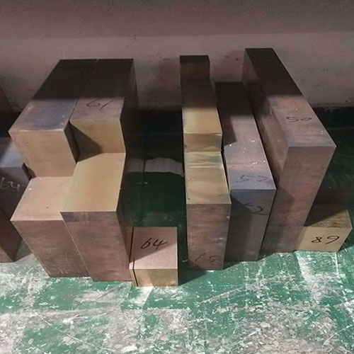 C17510 Beryllium Bronze Mold Plate (1)