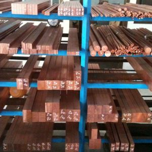 China-Red-Copper-Rod