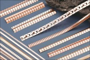 Clamp-lining-material-and-hook-material-beryllium-copper-reed