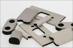 Conductive foam (conductive cloth liner)