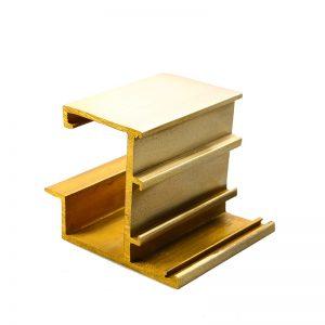 Copper Window Brass Profile YH-0002 (1)