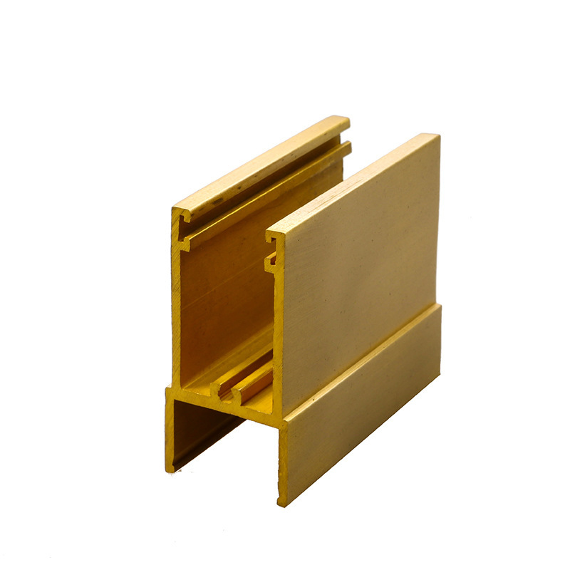 Copper Window Brass Profile YH-0002 (2)