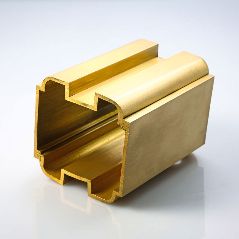 Copper Window Brass Profile YH-0003 (2)
