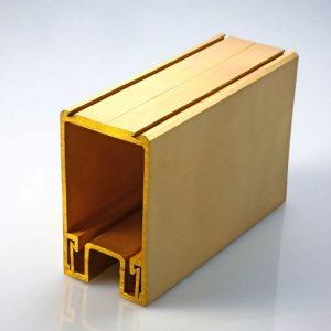 Copper Window Brass Profile YH-0004 (2)