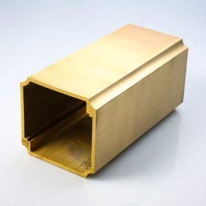 Copper Window Brass Profile YH-0004 (3)