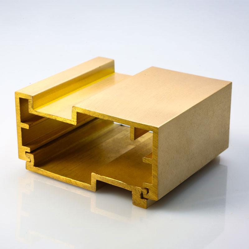 Copper Window Brass Profile YH-0004 (4)