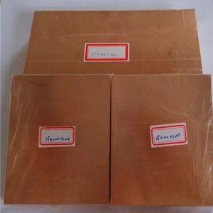 Cu25W75 Tungsten Copper Plate (2)