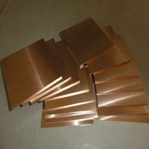Cu25W75 Tungsten Copper Plate (3)