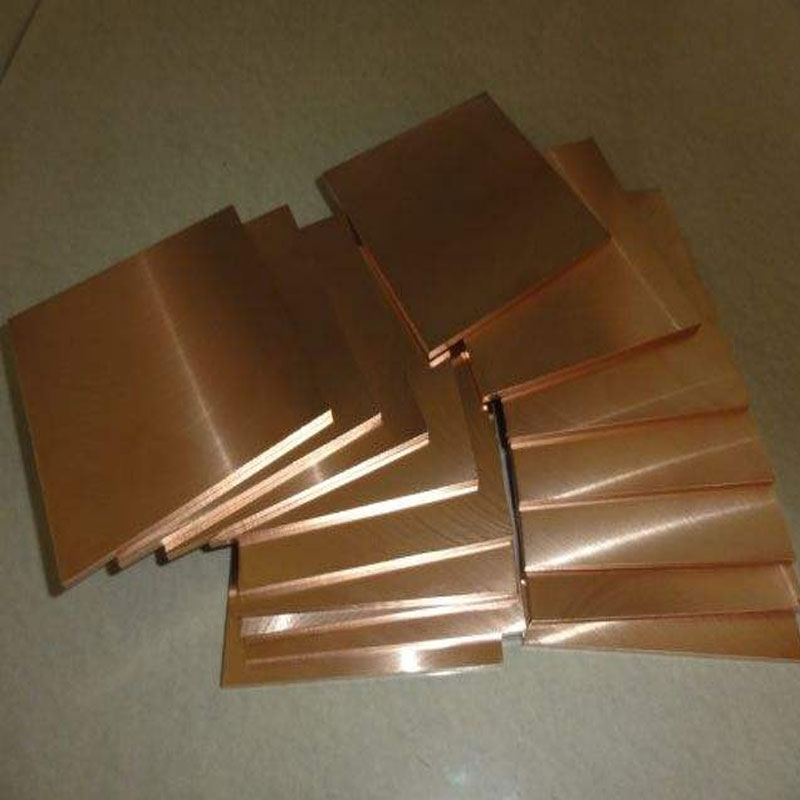 Cu25W75 Tungsten Copper Plate (3)