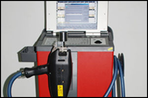 German SPECTRO spark direct reading spectrometer