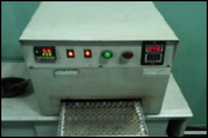 High temperature tester