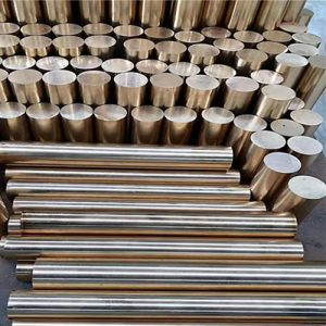 Large Batch Inventory C17300 Beryllium Copper Rod (3)