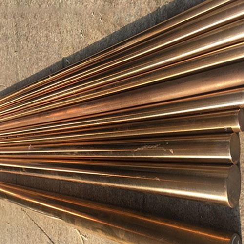 Large Batch Inventory C17300 Beryllium Copper Rod (4)