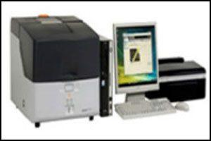 Shima Seiki X-ray Fluorescence Spectrometer