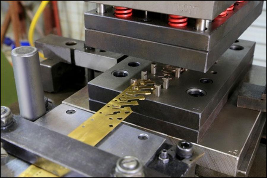 Stamping Beryllium Copper (1)