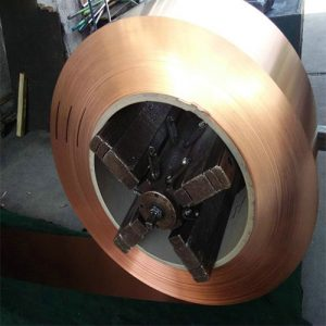 Super Long Beryllium Nickel Strips (4)