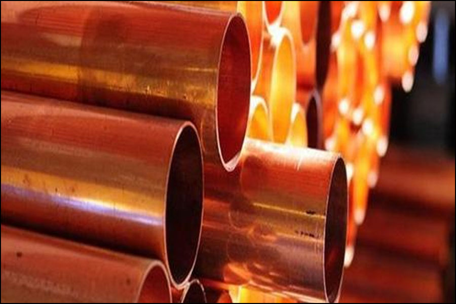 The Advantages Of Air Conditioning Copper Pipe Production Process