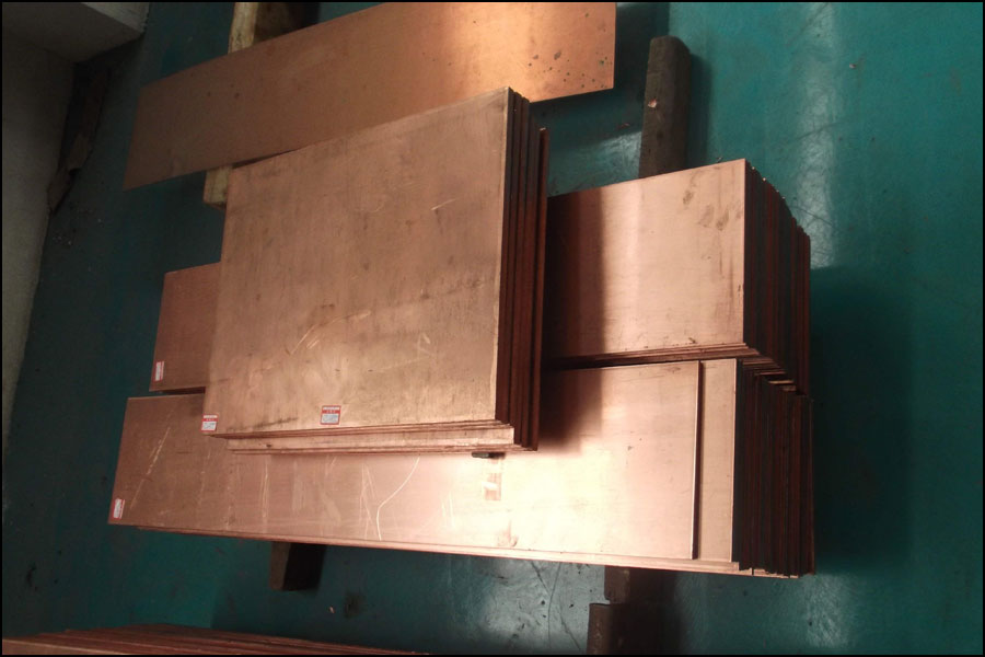 The Correction Method Of Beryllium Copper Plate Bending