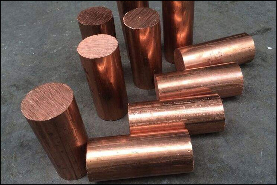The Difference Between Copper Electrode And Graphite Electrode