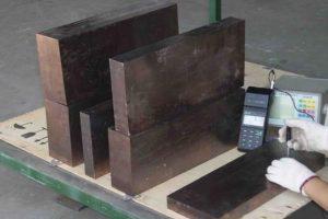 The Magnetic Properties Of Beryllium Copper