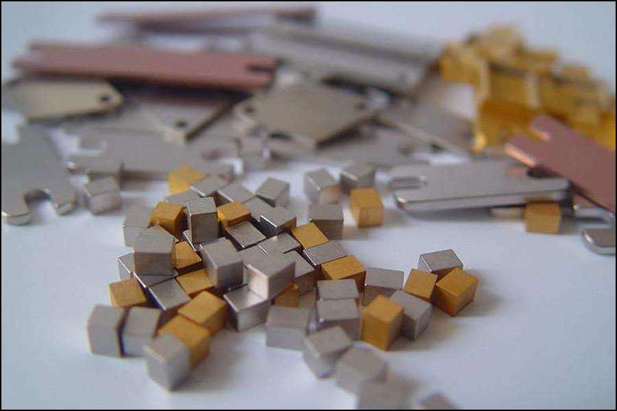 The Properties Of Mo-Cu Alloy Gold Plating