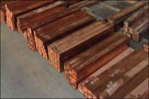 The Surface Treatment Of Red Copper