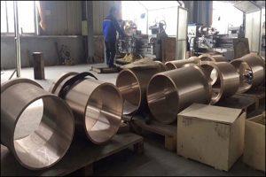 Berylium Copper Sleeve