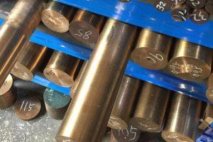 The Impurities In C17200 Beryllium Copper Rod